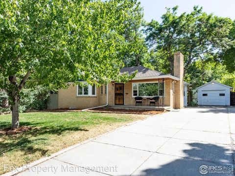 Photo of 1920 Columbine Ave, Boulder, CO 80302