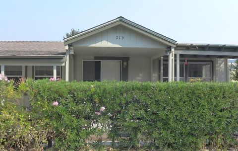 6468 Washington St Spc 219 Yountville CA 94599