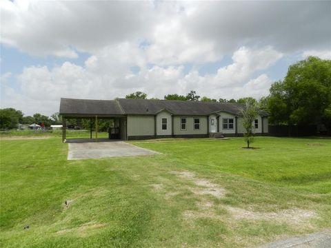 10307 Glenwood Dr, Crosby, TX 77532