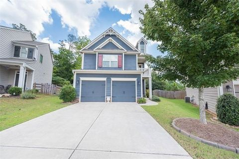 211 Highland Village Ln Woodstock GA 30188