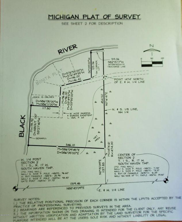 807 Black River Rd, South Haven, MI 49090