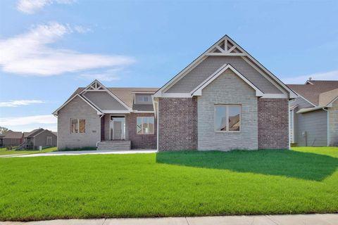 Photo of 2301 S Ironstone St, Wichita, KS 67230