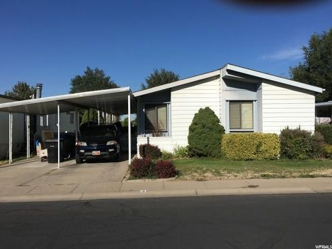 davis county ut mobile manufactured homes for sale