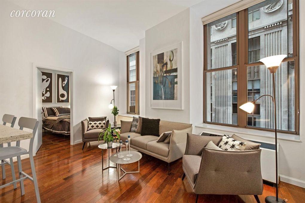 48 Wall Street Ct Apt 48 New York NY 480005 Realtor Magnificent 1 Bedroom Condo Nyc Minimalist