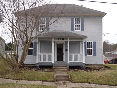 Photo of 419 N Buckeye St, Crooksville, OH 43731