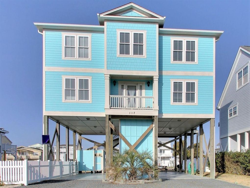 117 Lions Paw St Holden Beach Nc 28462