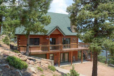 6880 Eagle Mountain Rd, Manitou Springs, CO 80829