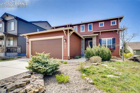 Photo of 5829 Rowdy Dr, Colorado Springs, CO 80924