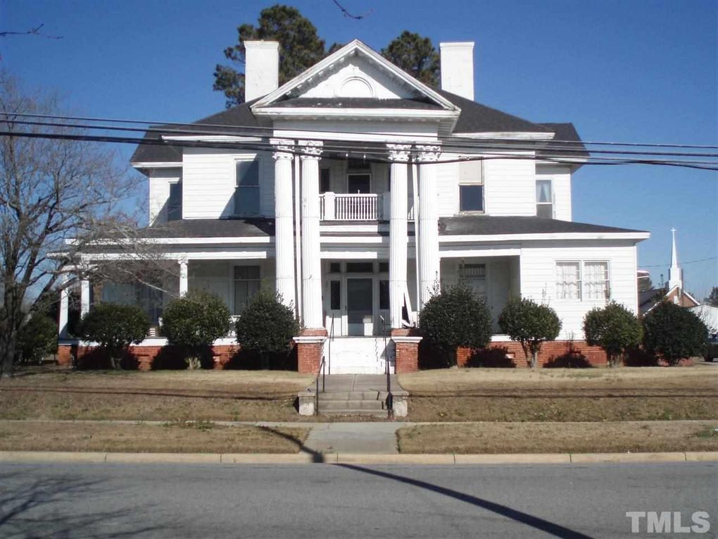 Property For Sale In Benson Nc