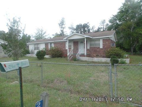 20867 Solomon Blatt Ave, Blackville, SC 29817