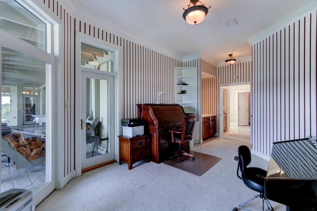 Combination Exercise Room And Small Office