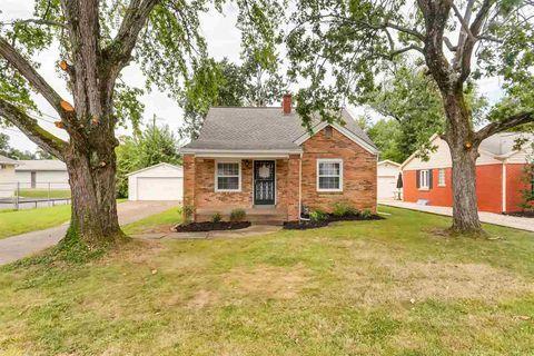 Photo of 533 S Villa Dr, Evansville, IN 47714