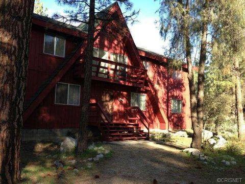 2420 Freeman Dr, Pine Mountain Club, CA 93222