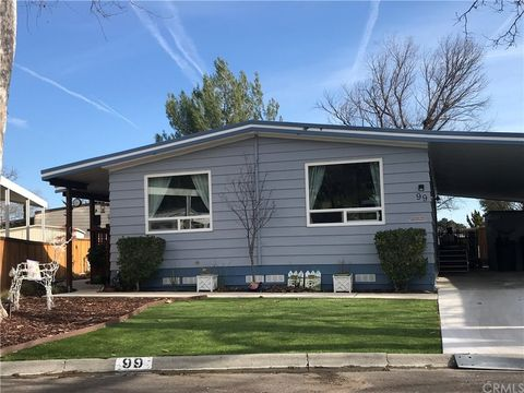 Atascadero, CA Mobile & Manufactured Homes for Sale