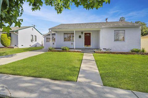 17615 Martha St, Encino, CA 91316