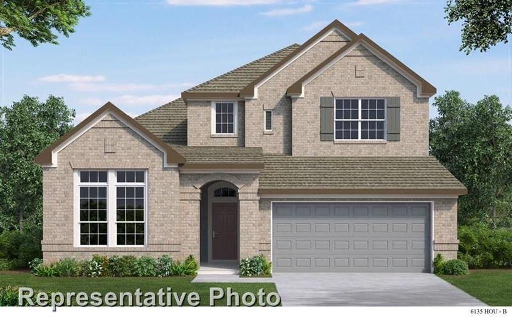 10814 Crestwood Point Cir, Cypress, TX 77433