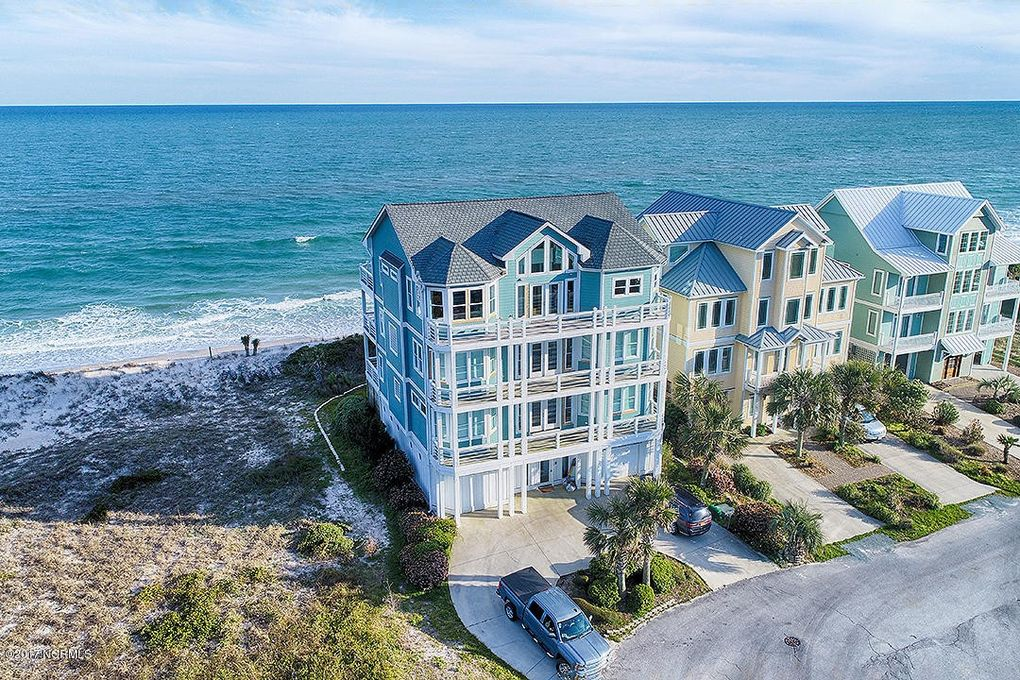 100 Oceanview Ln North Topsail Beach Nc 28460