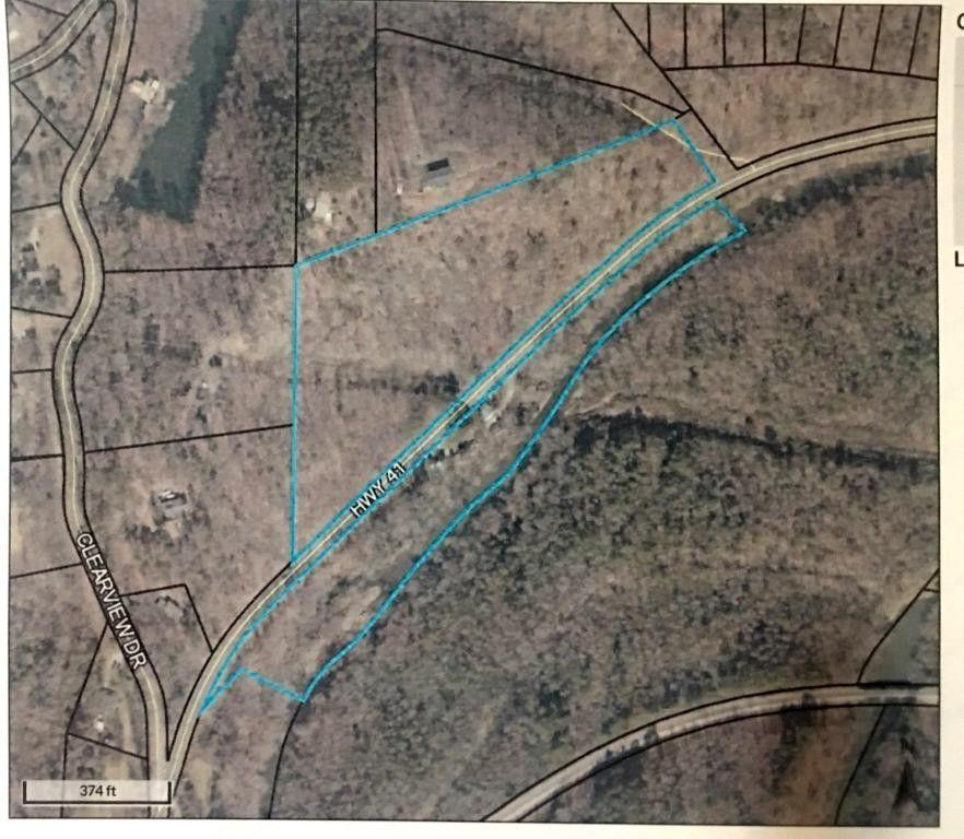 Map Of Highway 41 In Georgia.9112 B S 41 Hwy Ringgold Ga 30736 Realtor Com