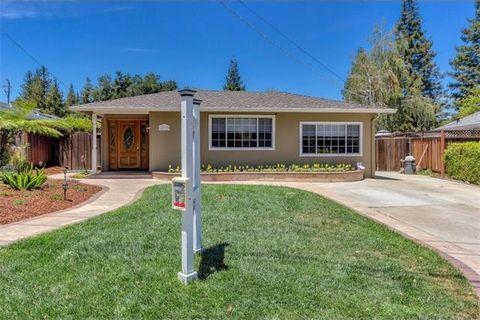 18915 Devon Ave, Saratoga, CA 95070