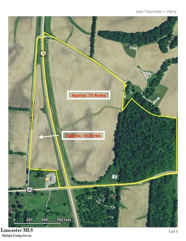 State Route 204 Thornville Oh 43076 Realtor Com