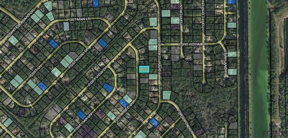 40 Post Tree Ln Palm Coast FL Land For Sale and Real