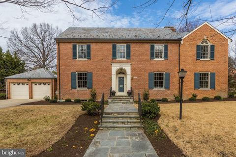 Photo of 5601 Kirkside Dr, Chevy Chase, MD 20815