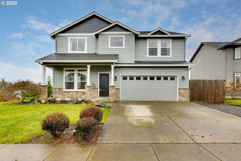 2301 N 5th Way Ridgefield, WA 98642