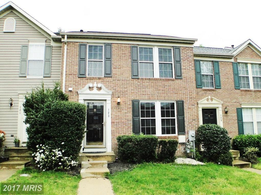 123 Foxchase Dr Glen Burnie Md 21061 Realtor Com