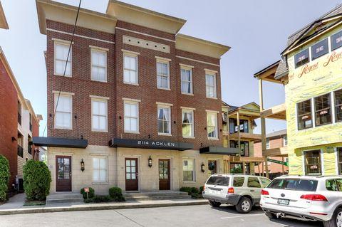 2114 Acklen Ave Apt 306, Nashville, TN 37212