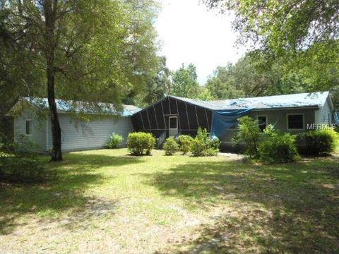 15062 Edgewater Ave, Nobleton, FL 34661