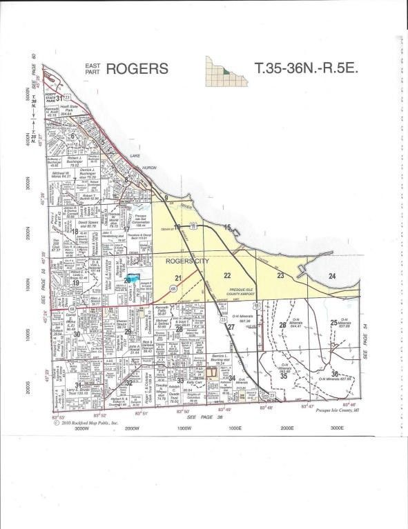 Cedar Acres St Unit 80 Rogers City Mi 49779 Land For Sale And