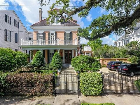 Garden District, New Orleans, LA Real Estate & Homes for Sale ...