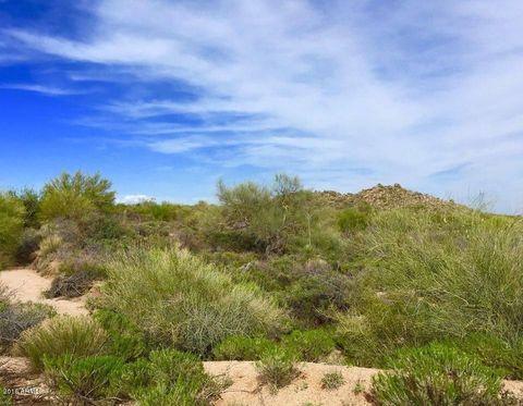 38151 N Boulder View Dr Lot 5, Scottsdale, AZ 85262