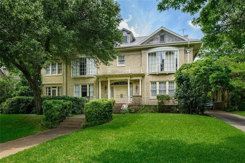 Photo Of 4211 Lakeside Dr Highland Park Tx 75219 House For