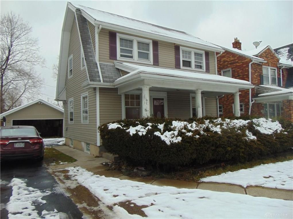 415 W Norman Ave, Dayton, OH 45406