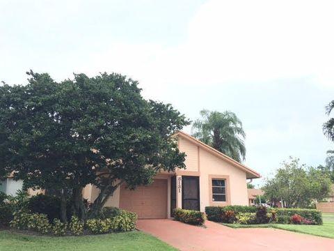8131 Summerbreeze Ln Unit D, Boca Raton, FL 33496