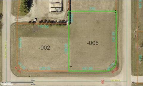 Broadmoor Lot 6, Mattoon, IL 61938