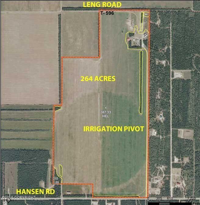 Mile 1 4 Hanson Rd, Delta Junction, AK 99737