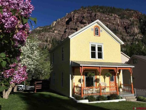 Photo of 514 2nd St, Ouray, CO 81427