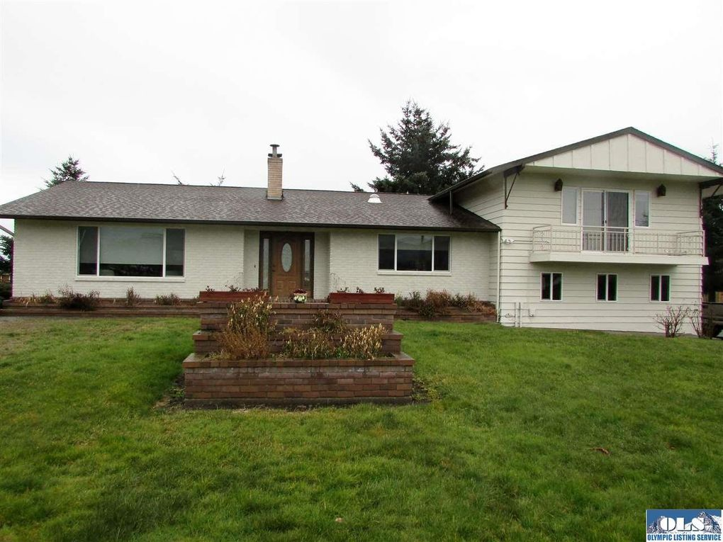 9785 old olympic hwy sequim wa 98382 for Olympic homes