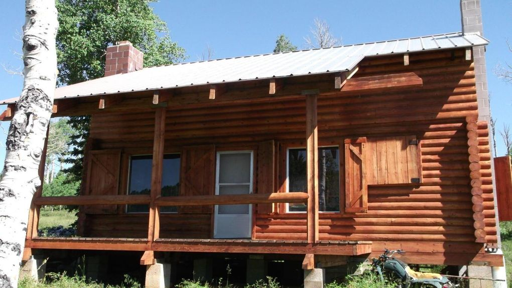 Cabin On 20 Acres Miners Peak Cedar City Ut 84720