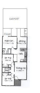 218 Mount Pleasant Dr, Hattiesburg, MS 39402