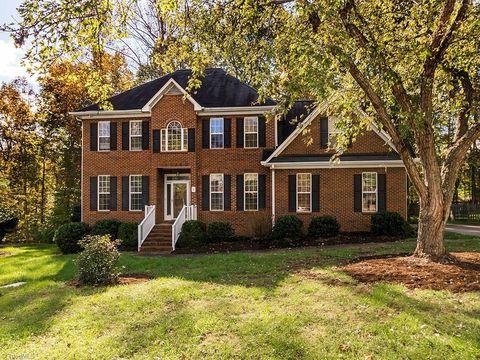 P O Of 6 Narrow Leaf Ct Greensboro Nc 27455 House For Sale