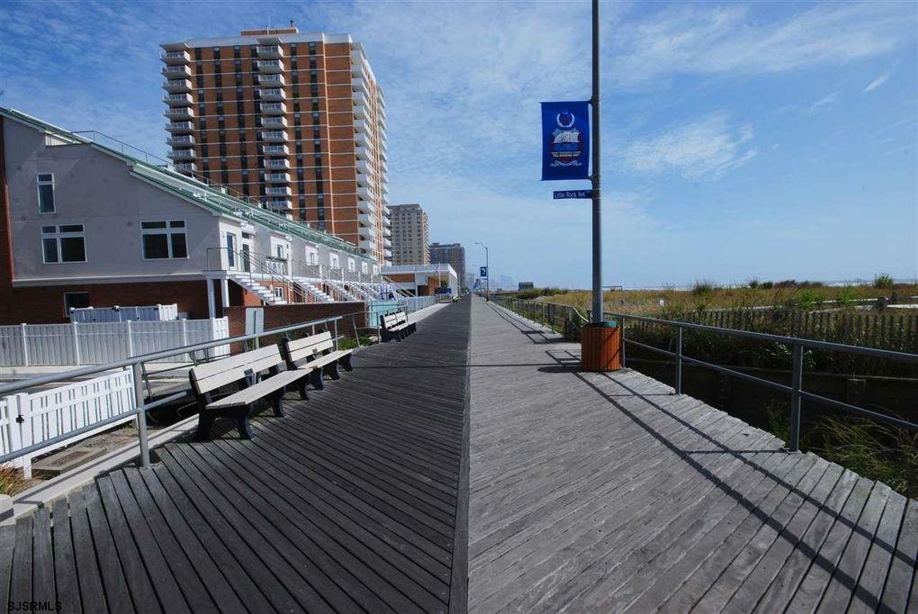 Atlantic City Beach Parking Address