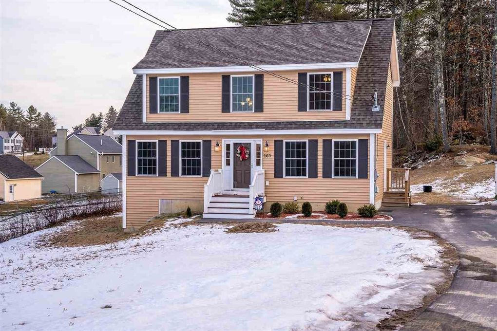 Badger Hill Milford Nh Homes For Sale