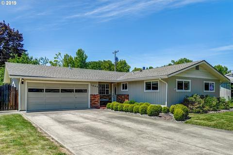 Homes for Sale near Oregon State University, Corvallis, OR