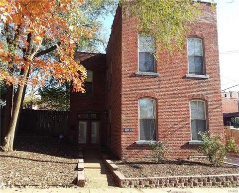 Benton Park Historic District Saint Louis MO Real Estate