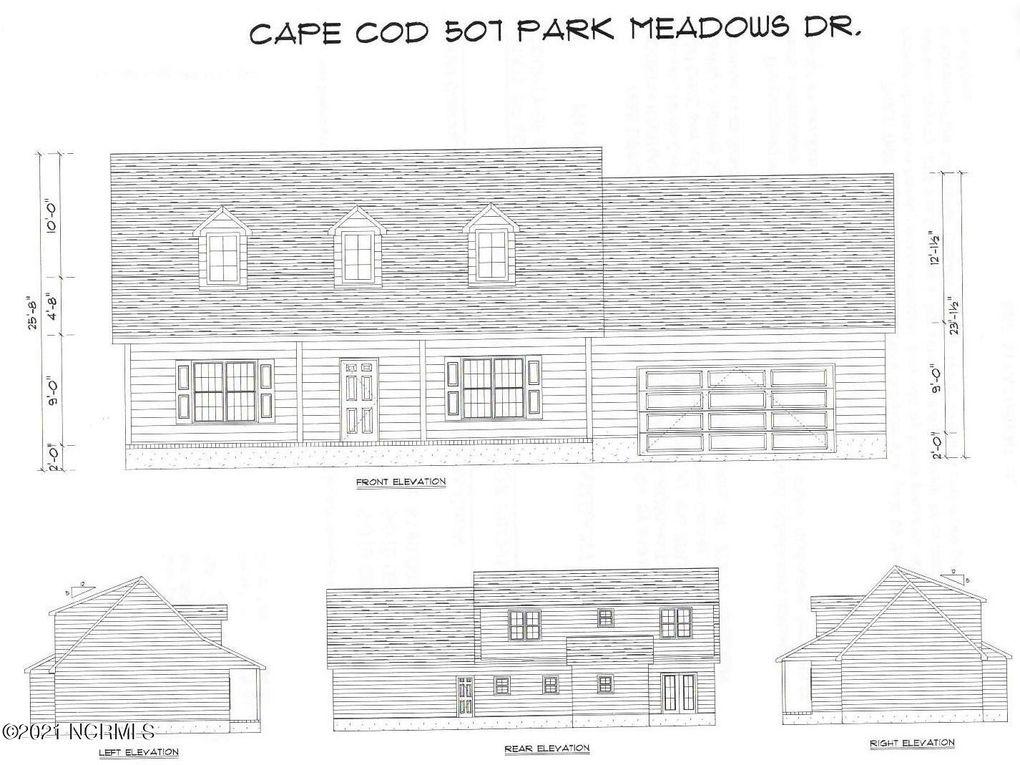 507 Park Meadows Dr Newport, NC 28570