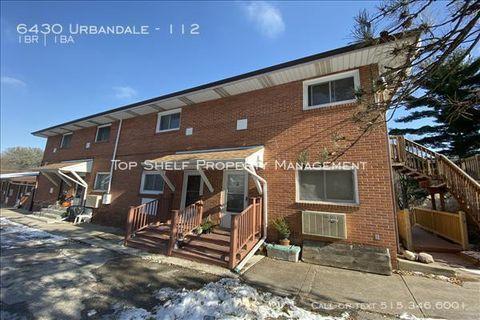Photo of 6430 Urbandale Ave Apt 112, Des Moines, IA 50322
