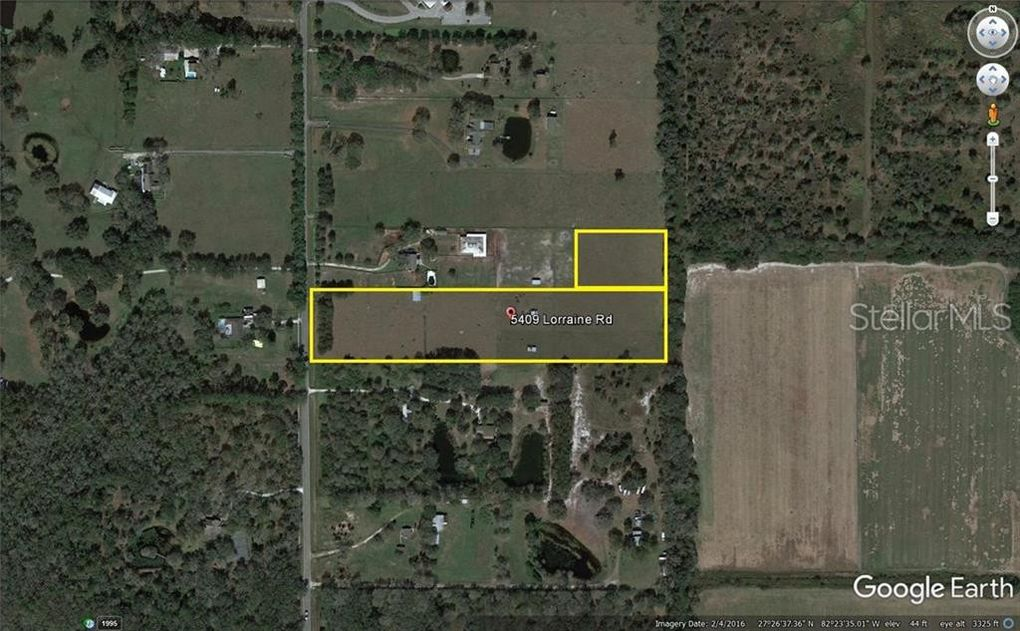 5409 Lorraine Rd Bradenton FL 34211 Land For Sale and Real